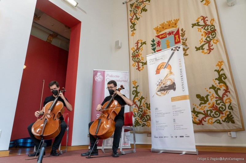 Ten free classical music concerts in Cartagena museums   between September and December