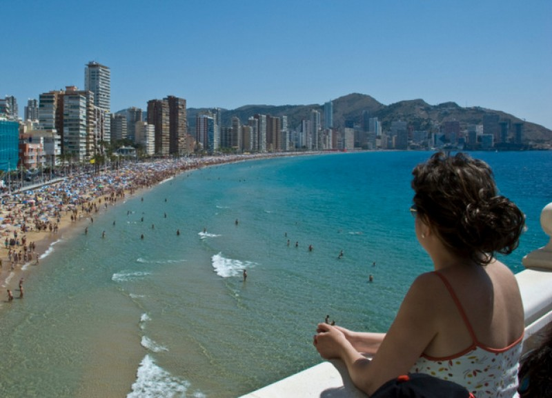 Benidorm tourism sector rejuvenated by British holidaymakers