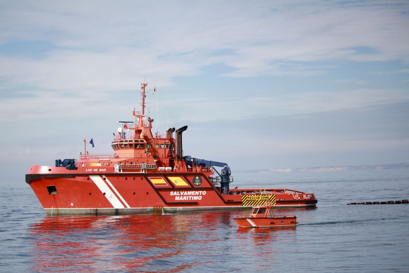 57 irregular immigrants intercepted in Alicante waters