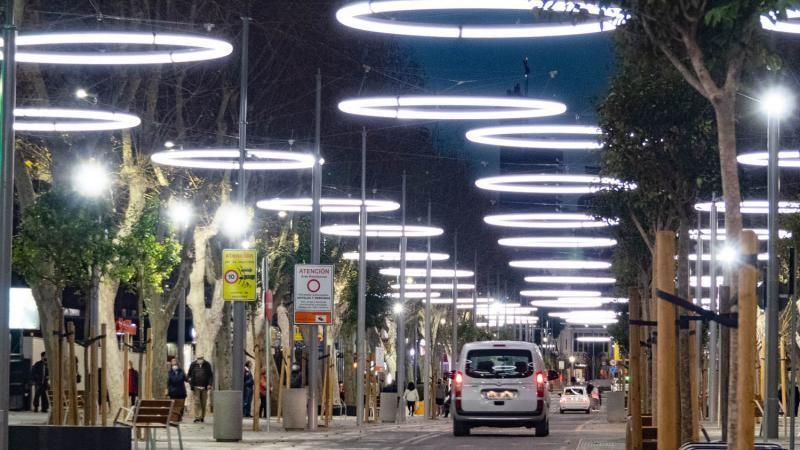 Traffic volume overtakes pre-pandemic levels in Benidorm