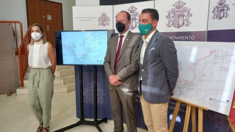 <span style='color:#780948'>ARCHIVED</span> - Orihuela invests half a million euros in bike lanes and paths