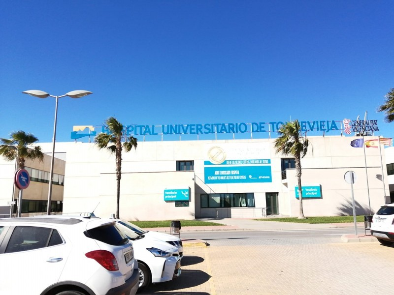 <span style='color:#780948'>ARCHIVED</span> - Torrevieja hospital has lowest average surgery waiting times in Valencia region