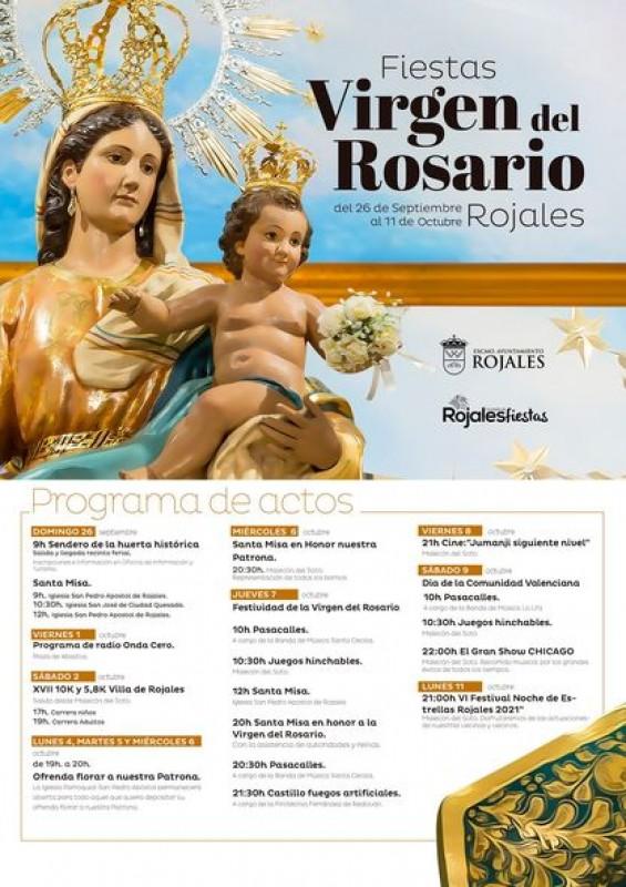 <span style='color:#780948'>ARCHIVED</span> - Virgen del Rosario Fiestas in Rojales: September 26 to October 11
