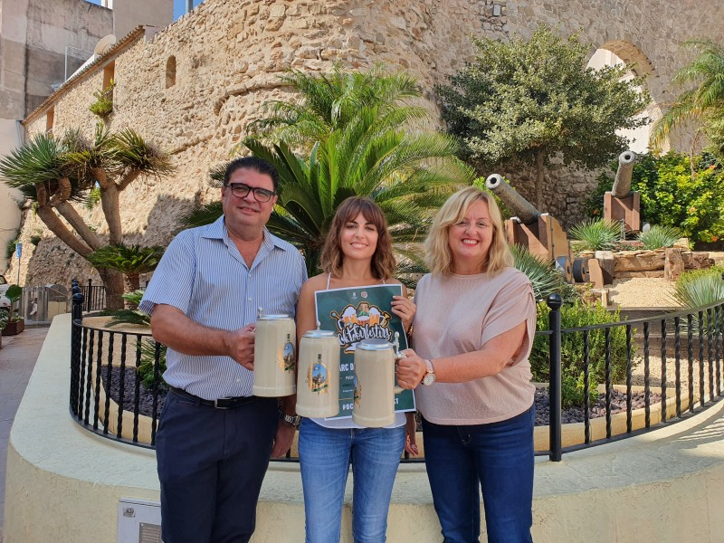 <span style='color:#780948'>ARCHIVED</span> - Calpe resurrects Oktoberfest for 2021