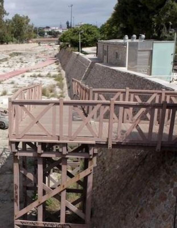 New footbridge will provide direct access to Alicante beach