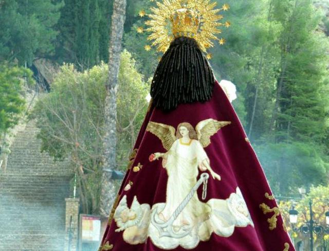 <span style='color:#780948'>ARCHIVED</span> - 7th September, Romería of the Virgen de la Esperanza, Calasparra