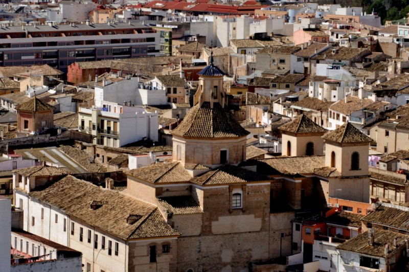 Parking in Caravaca, and more importantly, where NOT to park.