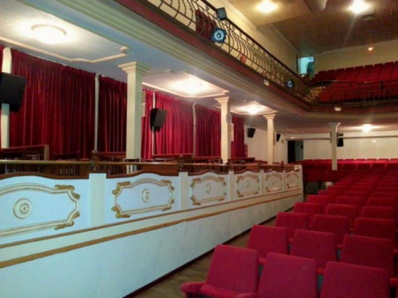 The Teatro Lope de Vega in Mula
