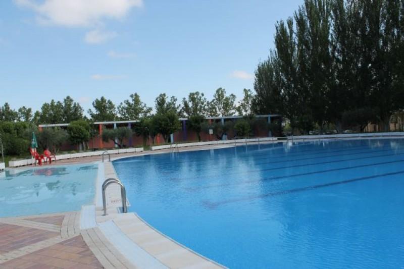 La Rafa campsite and sports complex in Bullas