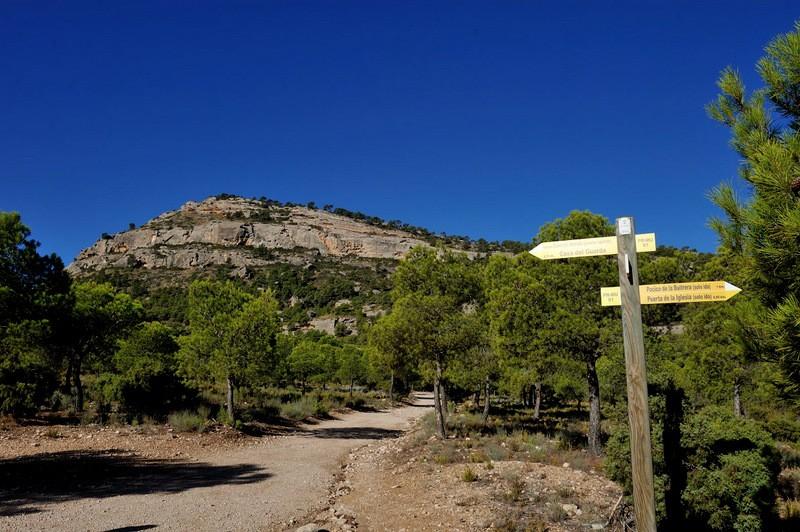 Monte Arabí in Yecla, prehistoric rock art, and a multitude of legends