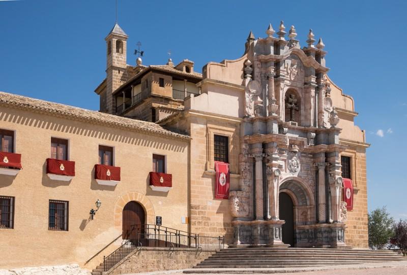 The Basilica-Sanctuary of Caravaca de la Cruz