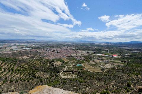 An introduction to Sierra Espuña