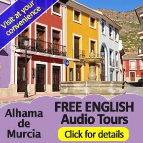 Alhama de Murcia Audio Tour