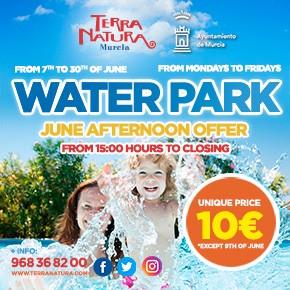 Terra Natura June 7 Water Park 2021
