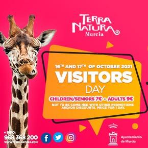 Terra Natura October Visitor Zoo 2021