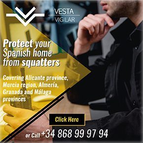 Vesta Vigilar Security Squatters