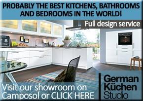 German Kitchen Studio Camposol