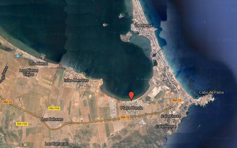 Playa Honda / Playa Paraíso